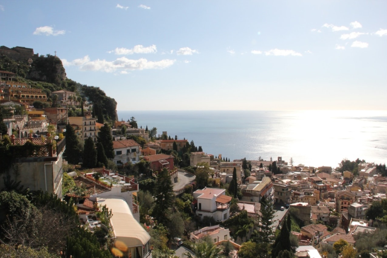 Taormina location per matrimonio in Sicilia